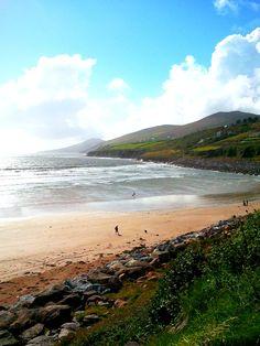 Inch Beach, Dingle, Ireland