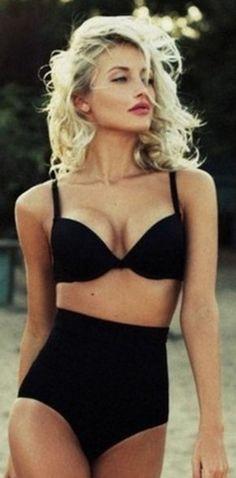 Vintage swimsuit