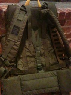 ALICE on DEI 1609 frame, Tactical Tailor straps w ALICE adapter, ALICE kidney belt (3)