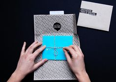 For your eyes only – Special Collection by ARE WE DESIGNER , via Behance