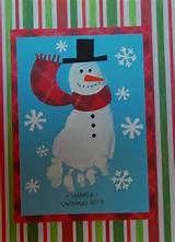 Christmas handprint plate! :)
