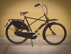 WorkCycles Cross cargo bike, Lux Nuvinci