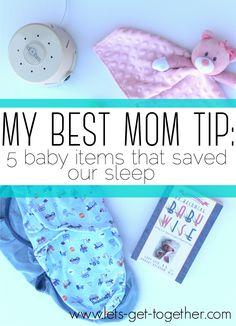 My Best Mom Tip 5 Items