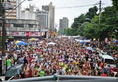 Todo fim de semana que antecede o Carnaval, o tradicional bloco de rua o City Banda faz a alegria nas ruas de Campinas.
