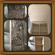 Cajas de TE, en aluminio y acrílico