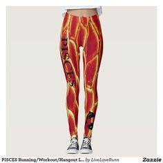 PISCES Running/Workout/Hangout Leggings