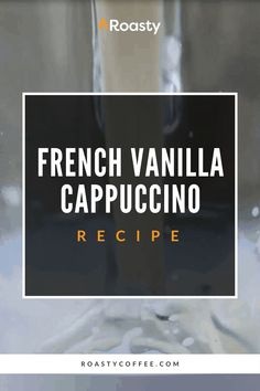 Probably one of the easiest recipes you'll find that has the perfect amount of sweetness and a kick of caffeine. The flavor of french vanilla takes this cappuccino above and beyond. Check out this recipe and prove to us everyone can make this! Original, yet delicious! // coffee // recipe coffee // diy coffee // recipes with coffee // coffee recipes // at home coffee recipes // delicious coffee // French Vanilla Cappuccino, Cappuccino Recipe, Latte Recipe, Coffee Cream, Coffee Coffee, Coffee Drink Recipes, Coffee Drinks, Spanish Coffee, Coffee Brownies