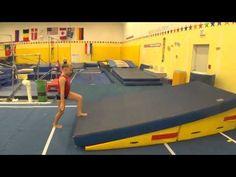Backhandspring Drills - YouTube