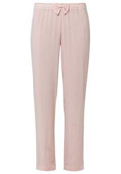 LISA - Bas de pyjama - beige porcelaine