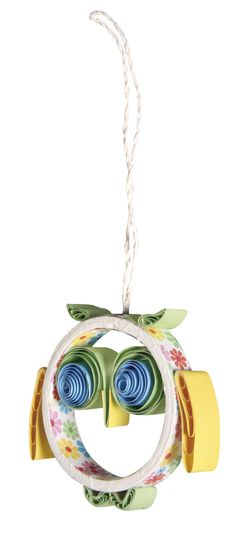 quilling chouette !