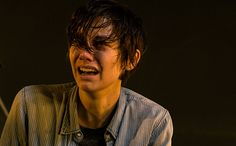All along, producers of The Walking Dead said season 7 would not be all about the deaths in the season premiere, but rather what those deaths did to those who remain. Now that process begins, and judging by what comic creator and TV executive producer Robert Kirkman tells us, it could be a very different reaction from the two people most affected by what happened.