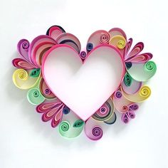 MOTHER'S DAY QUILLING – Paperchase Journal