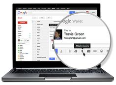 Now you can send money via Gmail using Google Wallet