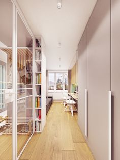 Zarysy Jan Sekuła - Pracownia Architektury, Wnętrz i Designu - Back To The Future Back To The Future, Loft, Bed, House, Interior, Furniture, Feels, Behance, Home Decor