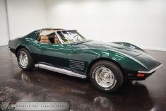 1969 Chevrolet Corvette 4 Speed