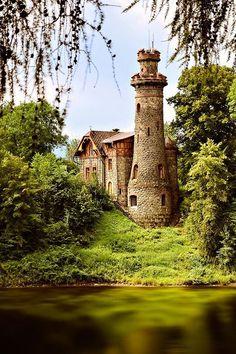 Ancient Castle, Les Kralovstvi, Czech Republic photo by martin