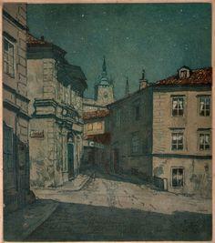 Tavik František Šimon - Malostranske Nocturne