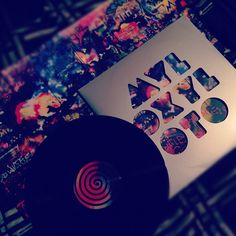 Coldplay ... Mylo Xyloto. This album... is absolute genius.
