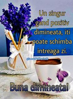 Imagini buni dimineata si o zi frumoasa pentru tine! - BunaDimineataImagini.ro Morning Coffe, Good Morning, Words Of Encouragement, Emoticon, Inspirational Quotes, Faith, Juice, Facebook, Pictures