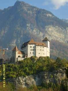 Liechtenstein. Second smallest country in the world. But absolutely gorgeous!