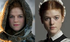 "Before Game of Thrones, she was in Downton Abbey. | 33 Things You Never Knew About The Women Of ""Game Of Thrones"""