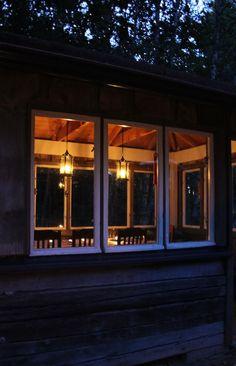 Lyhdyt Cottage, Windows, Summer, Summer Time, Cottages, Cabin, Ramen, Window, Cabins