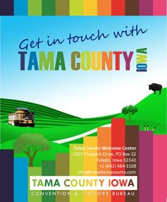 Tama County Convention & Visitors Bureau