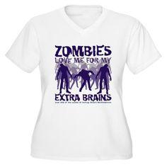 Chiari + Zombies   :-) need this shirt!