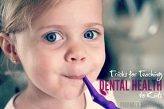 Want some inside tricks on teaching your kids proper dental health? Hopefully after reading these 10 ideas you won't have to visit the dentist as often!