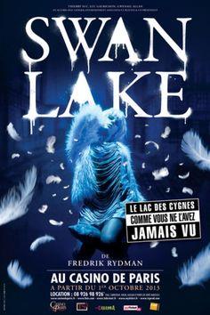 Swan Lake Au casino de Paris
