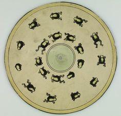 Phenakistoscope Disc - post 1832
