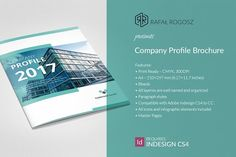 Refresh  Company Profile By Leonedanieli On Envato Elements