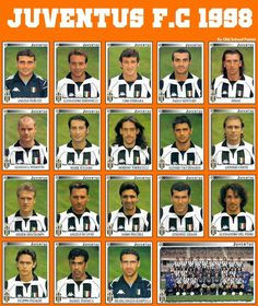 The Serie A title was Juventus won its national. Juventus F. had one of its most successful seasons in the clubs' history. Juventus Fc, Zinedine Zidane, Juventus Soccer, God Of Football, Best Football Team, Football Kits, Football Stuff, Ruud Van Nistelrooy, Football Awards