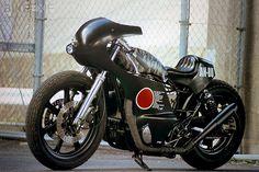 Really Original, Yamaha XS650 custom motorcycle by An-Bu