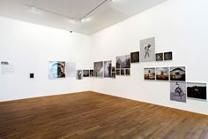 Installation image of Cristina de Middel, 'The Afronauts', 2011, on display at The Photographers' Gallery (Deutche Borse Photography Prize 2013) www.thisistomorrow.info