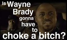 """Wayne Brady has had it with Bill Maher making jokes about his black street cred, saying """"I will beat (Maher's) ass in public."""" Maybe he really is the Wayne Brady from """"Chappelle's Show""""? Movie Memes, Funny Memes, Hilarious, Jokes, Funny Ads, Funny Quotes, Dave Chappelle Meme, August Quotes, Chappelle's Show"""