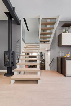Renovation of a 1960's Side Split Home in Toronto by Urbanscape Architects