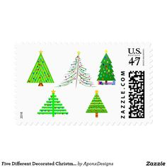 Add stamps to all your different types of stationery! Find rubber stamps and self-inking stamps at Zazzle today! Ink Stamps, Self Inking Stamps, Postage Stamps, Christmas Tree Decorations, Christmas Trees, Stationery, Cards, Xmas Trees, Paper Mill