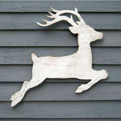 Christmas Wood Reindeer | Vbs kingdom