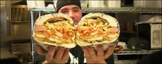 Big Fat Ugly Challenge at Fat Sandwich Company