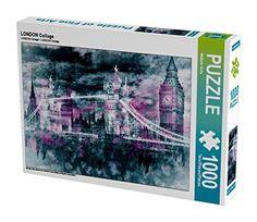 LONDON Collage 1000 Teile Puzzle quer: Modern-Art LONDON ... https://www.amazon.de/dp/B01LNQOQZ4/ref=cm_sw_r_pi_dp_x_LMBhybZHAGG6H #Puzzle #Spiel #spielen #basteln #Geschenk #Kinder #London #Collage #modern #dekorativ #TowerBridge #BigBen #bunt