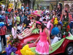Farbenfrohes Südamerika ....