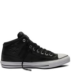 Chuck Taylor All Star High Street Black | Free Shipping * | Buy authentic sneakers and gear direct from Converse
