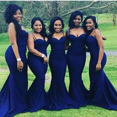 Cheap mermaid bridesmaid dresses, Buy Quality bridesmaid dresses directly from China mermaid bridesmaid Suppliers: Navy Blue Mermaid Bridesmaid Dresses 2017 Sexy Sweetheart Spaghetti Straps Long Dresses Wedding Party Dresses African Vestidos Navy Blue Bridesmaid Dresses, Mermaid Bridesmaid Dresses, Mermaid Dresses, Wedding Bridesmaids, Prom Dresses, Navy Dress, Evening Dresses, Long Dresses, Dress Long