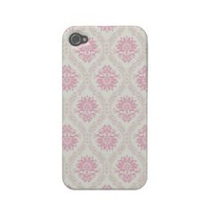 DAMASK iPhone 4/4S Cases Case-mate Iphone 4 Cases by Madisyn-Nicole Designs