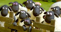 Full-Length 'Shaun the Sheep Movie' Trailer -- Shaun's mischief inadvertently leads to big trouble and a trip to the city in the latest trailer and poster for 'Shaun the Sheep Movie'. -- http://www.movieweb.com/shaun-the-sheep-movie-trailer