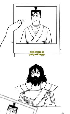 Samurai Jack: Trending Images Gallery | Know Your Meme