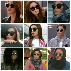 """Sunglasses in """"You who came from the stars"""". @Angelica Suarez eto na yung shades nyaaa"""