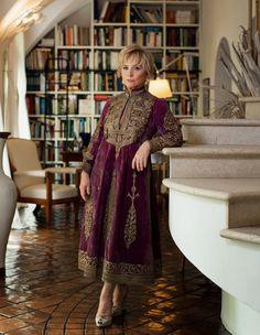 Alberta Ferretti talks personal style: Part One
