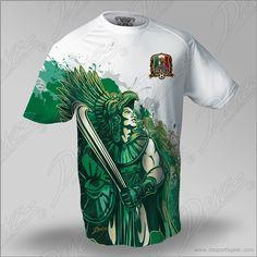 Mexico National Soccer Jersey - Alex